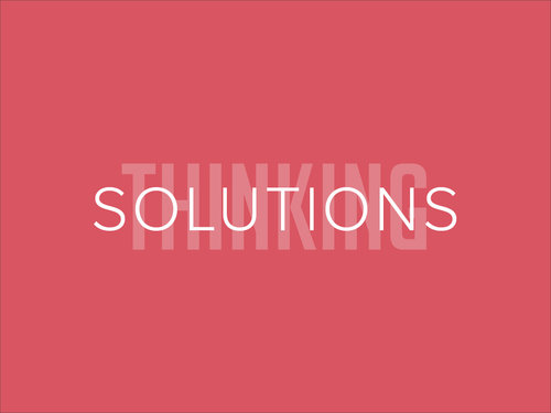 Thinking Solutions